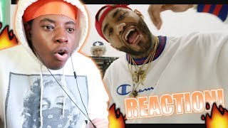 Joyner Lucas ft. REACTION Timbaland - 10 Bands (ADHD)