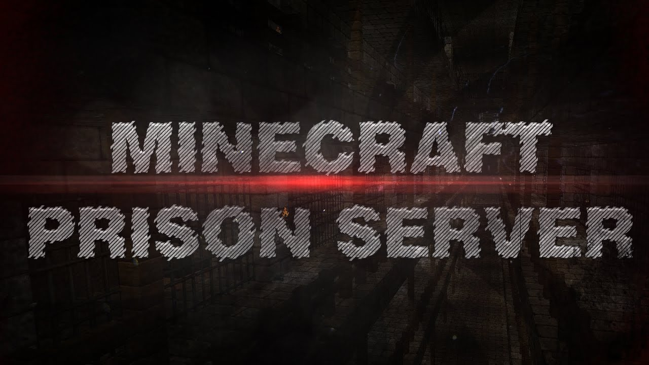 how to create a prison server