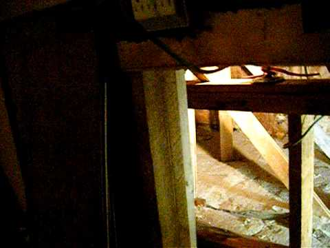 how-to, roxul insulation in a wall and attic space