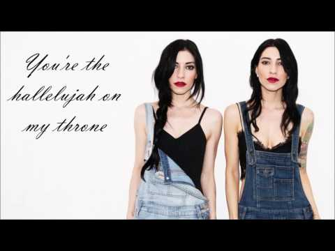 The Veronica's - In My Blood (Lyric video)