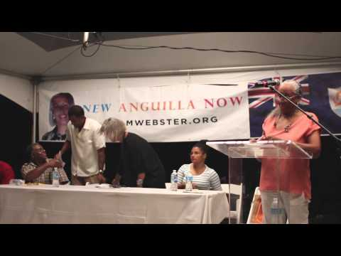 Pam Webster November 1st Public Meeting