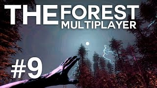 The Forest Multiplayer | Max si Pisica prin padure | Episodul 9