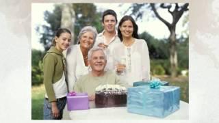 Поздравления родителям с днем рождения