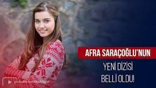Afra Saraçoğlu'nun Yeni Dizisi Belli Oldu (Yeni Dizi 2018)
