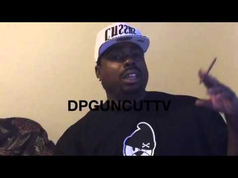 Daz Dillinger: Tupac and Dr.Dre' get into it !