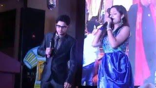 Abin Sinha & Sanchita Hazra