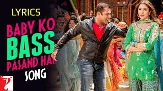 Baby Ko Bass Pasand Hai LYRICS - Sultan | Badshah | Salman, Anushka Mp3