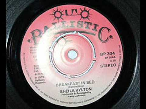 Sheila Hylton - Breakfast In Bed (upload 02 October 2009)