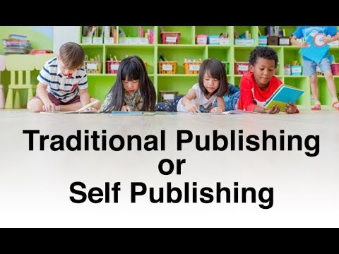 Traditional VS Self-Publishing: 4 Ultimate Questions to Ask Yourself Before You Make a Decision