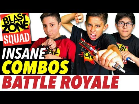 Beyblade Burst Battle Royale! Insane Beyblades Combos - ベイブレードバースト