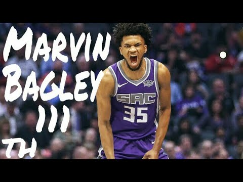 brand new 6d94e 2bc26 Marvin Bagley III- Sacramento Kings 2018 Hype Mix [HD] #NextBigThing