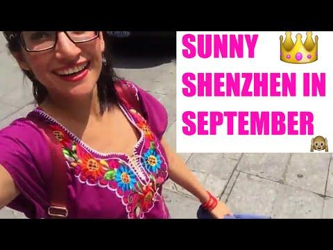 SUNNY SHENZHEN IN SEPTEMBER
