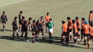 かぶと虫クラブ 第20回全国クラブラグビーフットボール大会(2/4)
