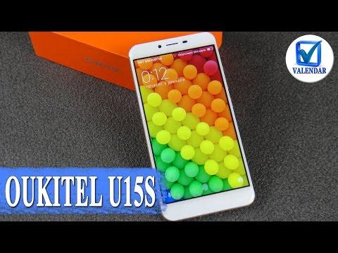 Oukitel U15S тонкий и быстрый смартфон в стальном корпусе