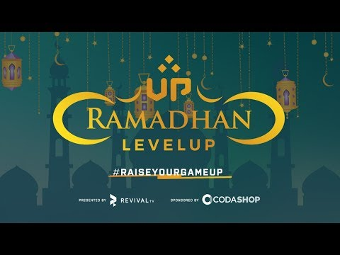 [LIVE MOBILE LEGENDS] Level Up Tournament Edisi Ramadhan