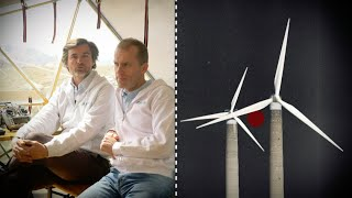 Swiss start-up generates electricity from wind power