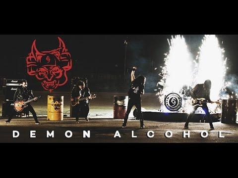 "Speed Stroke  -  ""Demon Alcohol"""