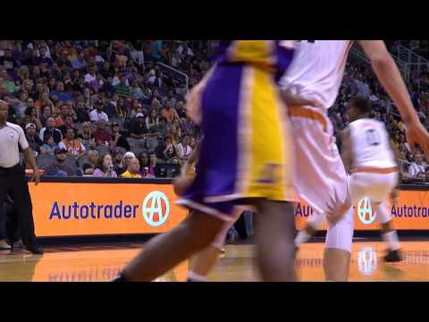 Los Angeles Lakers Top 10 Plays of the 2016 2017  Season