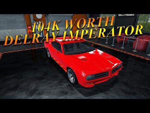 [Car Mechanic Simulator 2015] 104K worth Delray Imperator |