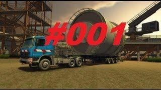 Special Transport Simulator 2013 || Gameplay HD || #001