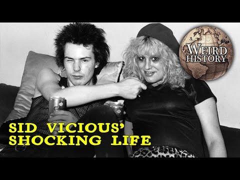 Sid Vicious | The Self-Destructive Life of the Sex Pistols Bassist