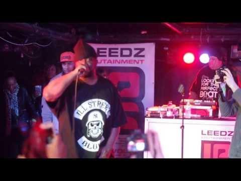 Kool G Rap Live In Boston Part 6 (It's A Shame)