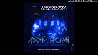 Junior De Rocka - AmaDimoni (feat. OkMalumKoolKat x PA)(AUDIO)