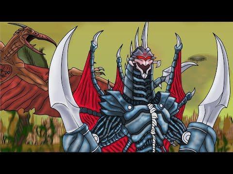 King Kong vs. Godzilla 12 - Gigan vs. Rodan from YouTube · Duration:  4 minutes 3 seconds