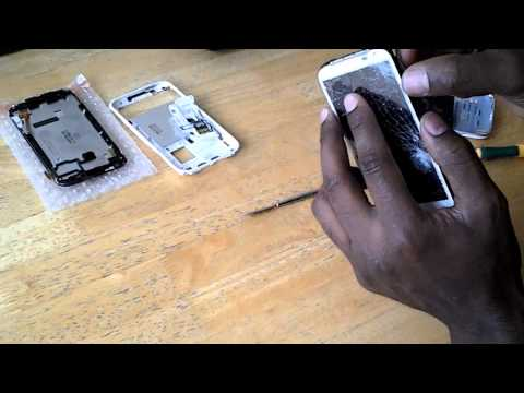 How To: Disassembly and Assembly HTC XL Sensation Screen