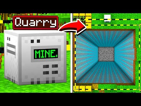 CRAFTING THE ULTIMATE MINING MACHINE!