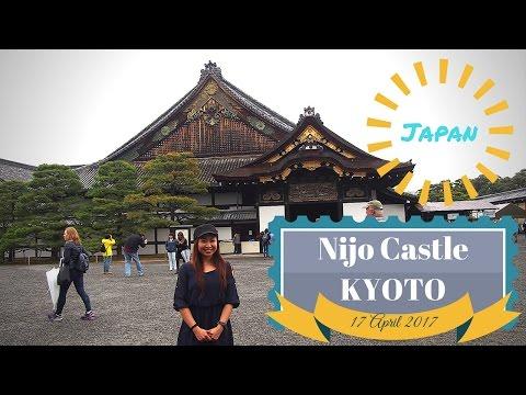 Visiting Nijo Castle Kyoto | Japan Travel Series