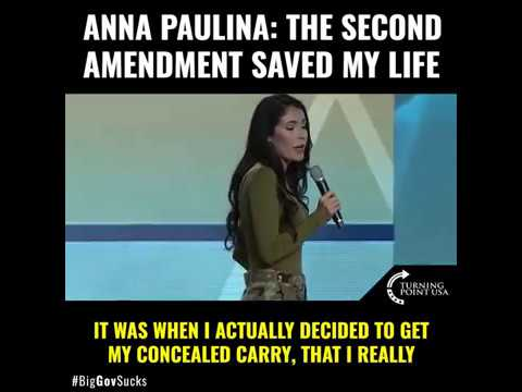 The Second Amendment Saved My Life