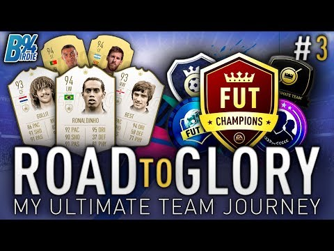 FIFA 19 RTG - #3 - MAKING MORE COINS!!! -  Piecing The Puzzle