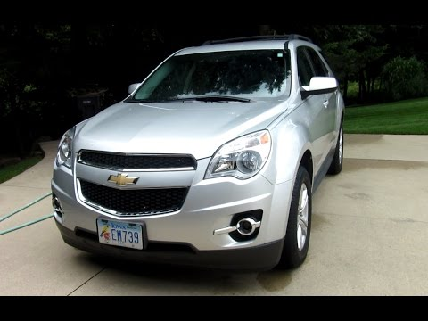 2015 Chevrolet Equinox LT Full Review and Startup