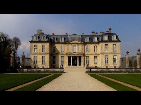 Le château de Madame de Pompadour à Champs sur Marne