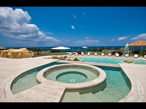 SANDYLINE | St Martin Luxury Villa Rental
