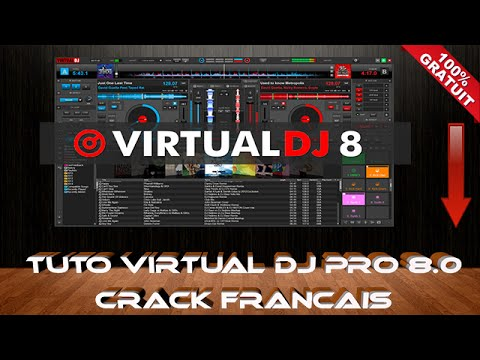 virtual dj 8 pro infinity 8.0 full version with crack