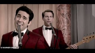 John Lloyd Young EXCLUSIVE Interview   Clint Eastwood Jersey Boys Movie Trailer Frankie Valli