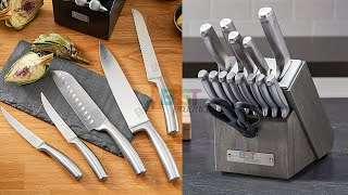 4 Kitchen Knife Sets To Make Your Holiday Meals Better