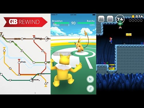 The 5 Best Mobile Games Of 2016: GamesBeat Decides
