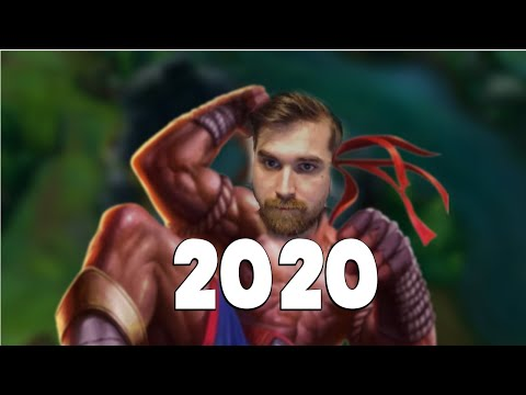 """Best of Gripex """"The Lee Sin God"""" Montage 2020   League of Legends"""