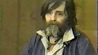 Charles Manson | Daniels Interview |4/6