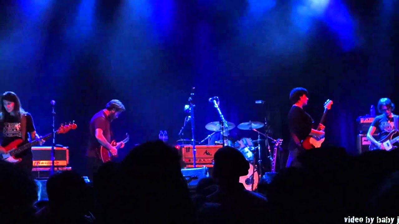 The Breeders-OFF YOU-Live @ The Fillmore, San Francisco ...