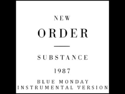 New Order - Blue Monday (Instrumental Version)