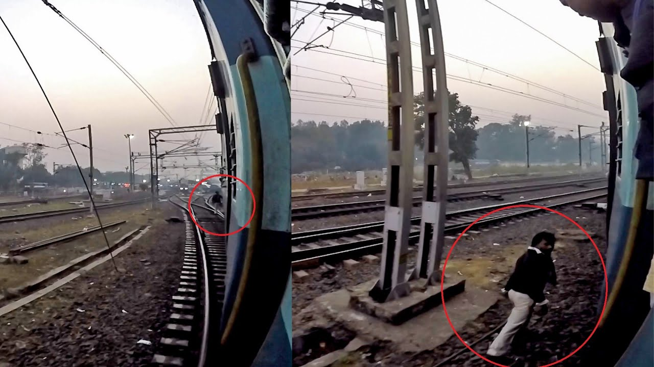 TICKETLESS travellers PERFECT EXIT PLAN   Deboarding at EXIT points   Risky stunts   Indian Railways