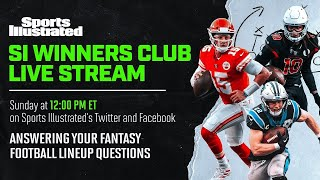 SI Winners Club Week 6: Ask Your Fantasy Lineup Questions