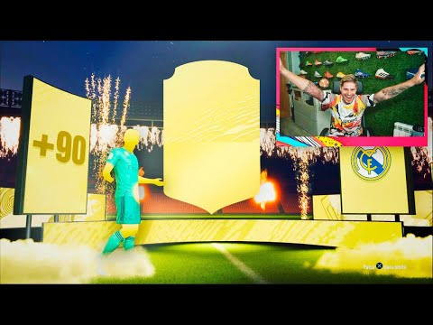 +90 IN A PACK!!! | ME TOCAN JUGADORES MUY TOCHOS!!! | PACK OPENING FIFA 20
