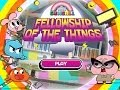 Games: Amazing World of Gumball -  Fellowship of the Things (Part 1)