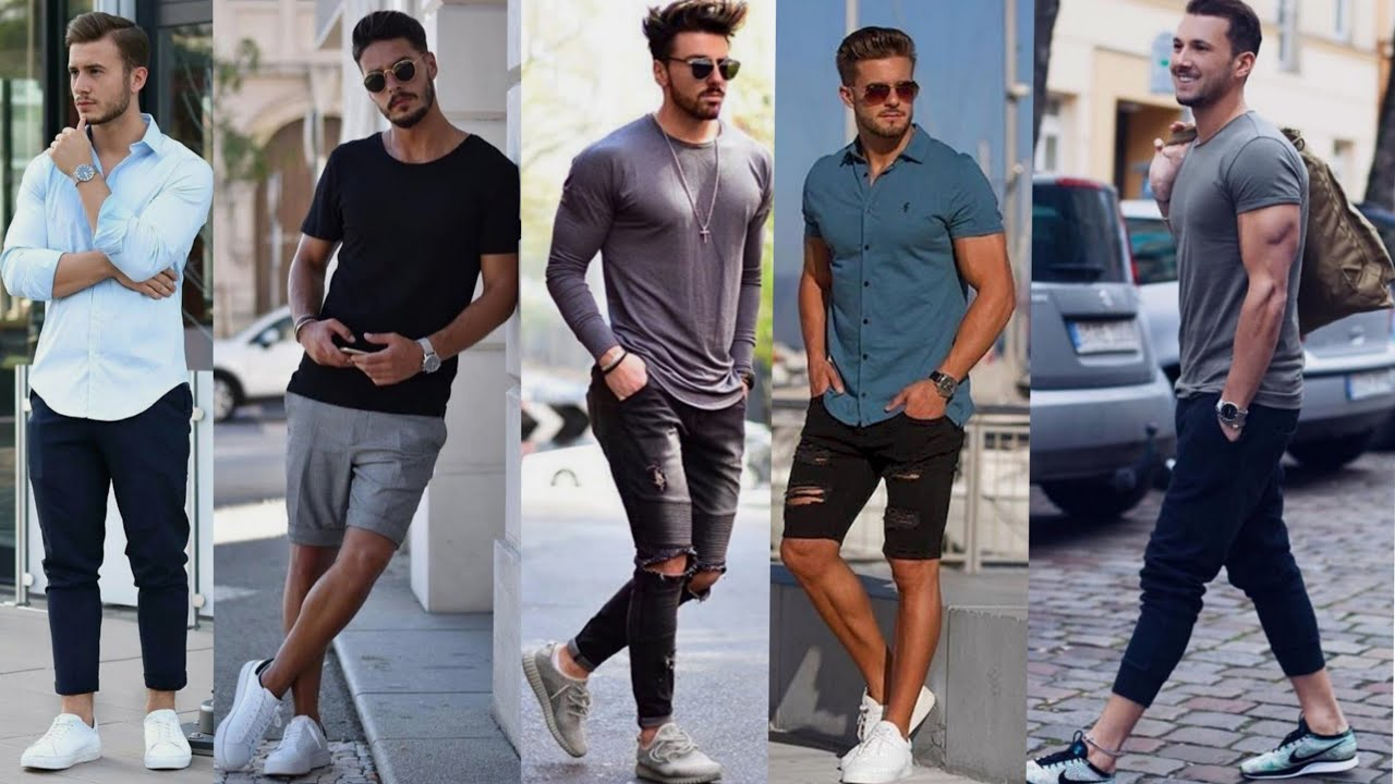New Summer Fashion for men | Summer outfit idea for men