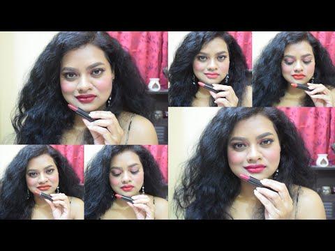 oriflame-colourbox-semi-matte-lipstick-review-&-swatches
